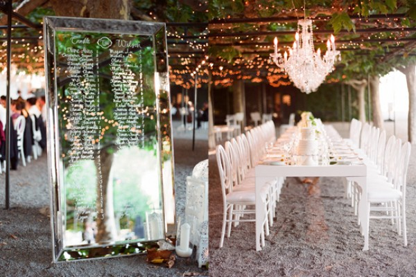 Wine Country Wedding By Elizabeth Messina