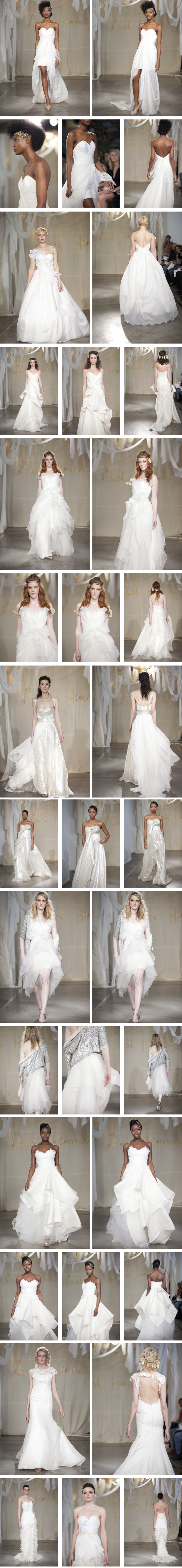 wedding dress trends
