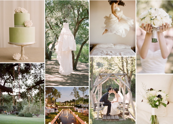 wedding Row App Inspiration Board