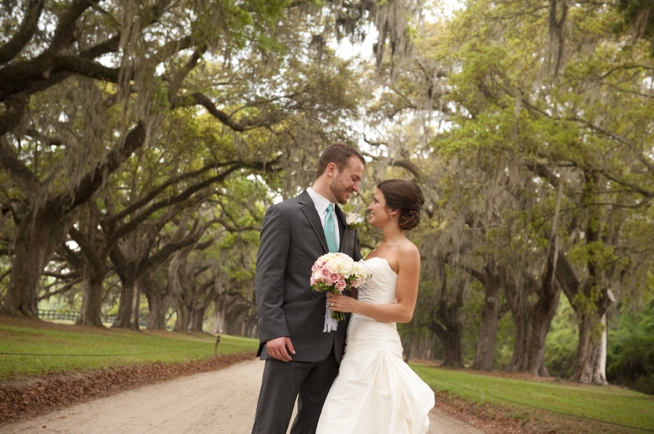 Post image for Bethany &#038; Ryan {Boone Hall Plantation}