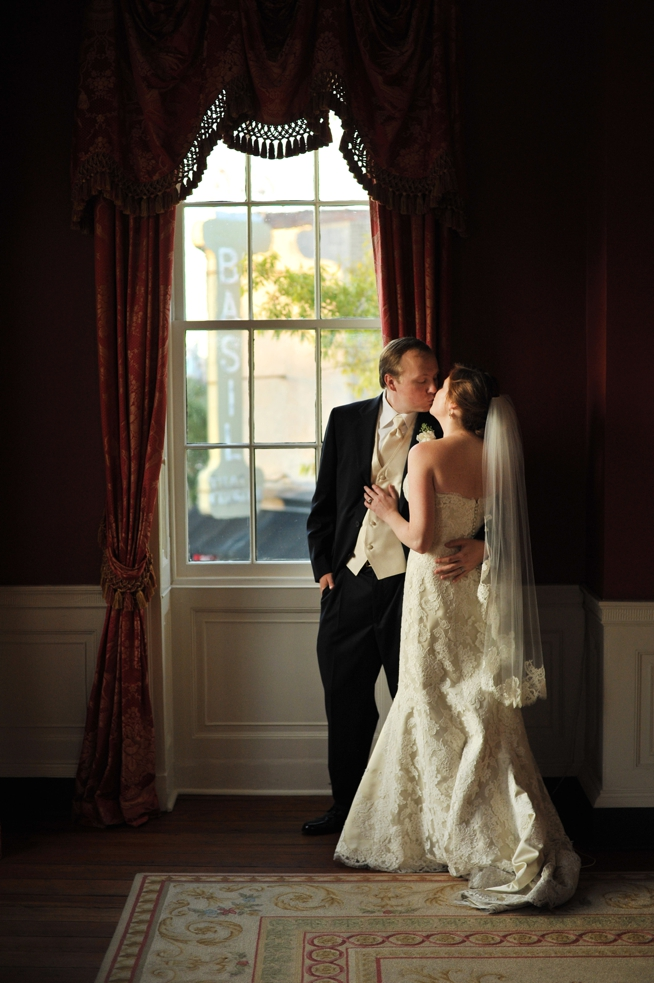 Post image for Ginny &#038; Joe {William Aiken House}