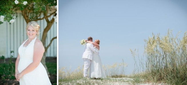 The Wedding Row   Sarah & Brendhan {Charleston Harbor Resort and Marina}