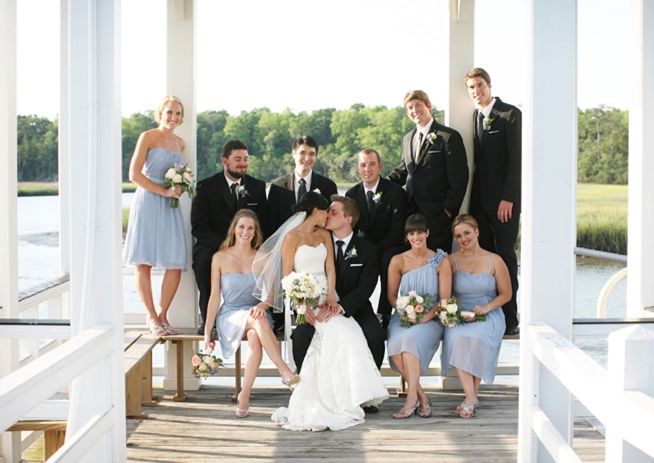 Post image for Megan & Steve {I'on Creek Club}