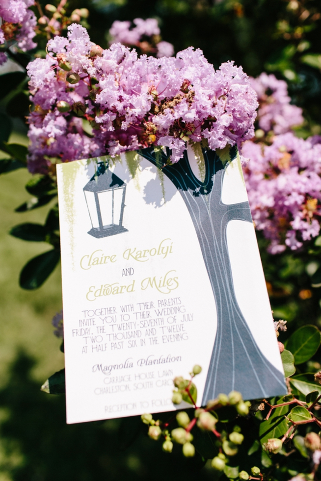 Post image for Claire &#038; Edward {Magnolia Plantation}
