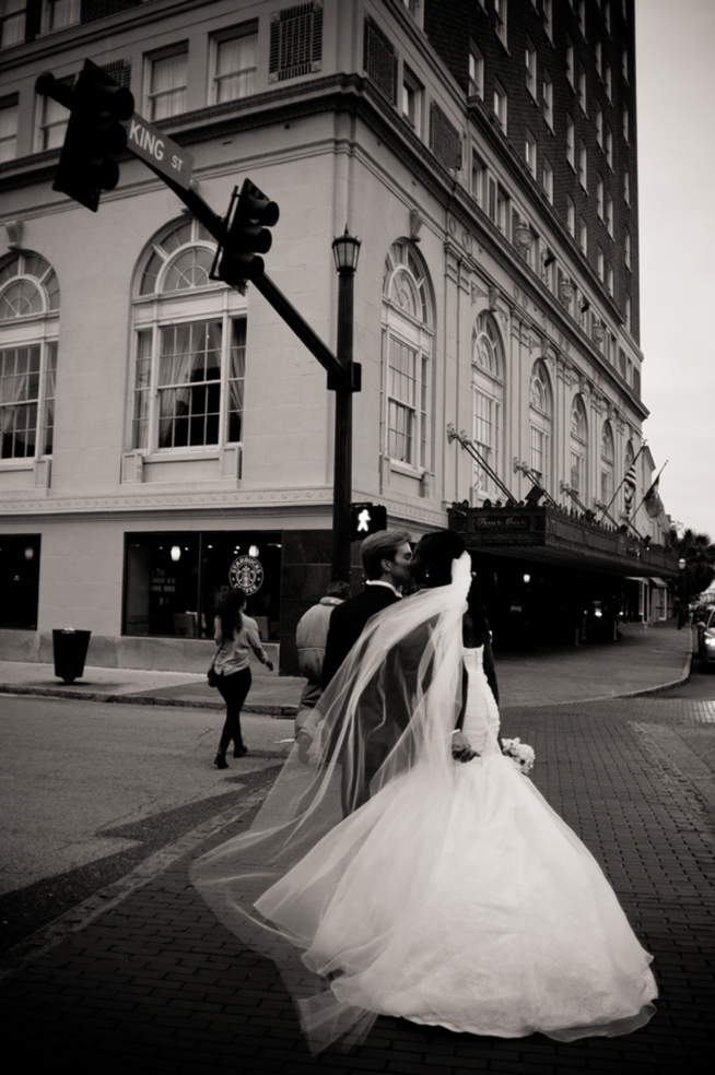 Post image for Jessica &#038; Shane {Francis Marion Hotel}