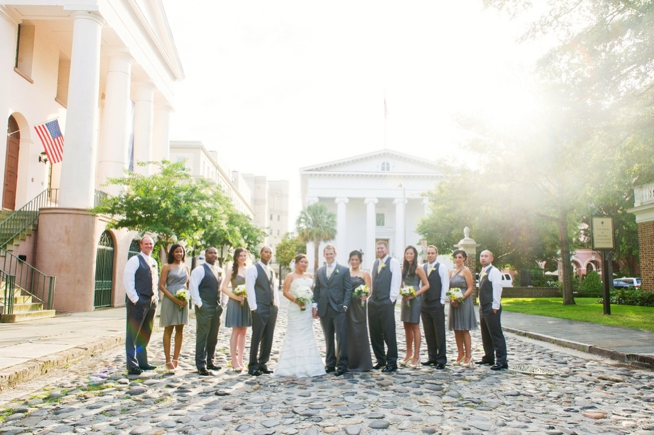 Charleston Wedings