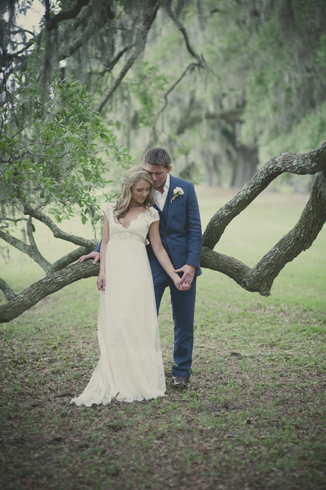 Post image for Carly & Tre {Cotton Dock at Boone Hall Plantation}