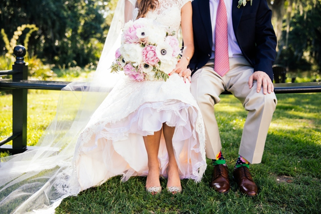 Post image for Annie & Gordy {Legare Waring}