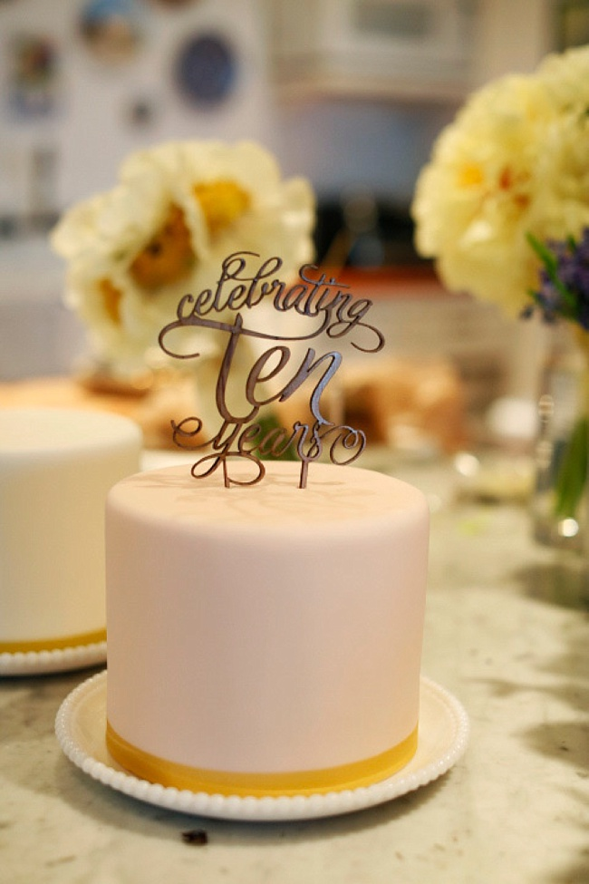 The Wedding Row | Charleston Weddings Magazine {Happy 10th Birthday}