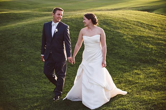 Kaitlyn Davis + Matt Mosca's wedding at the River Course on Kiaw