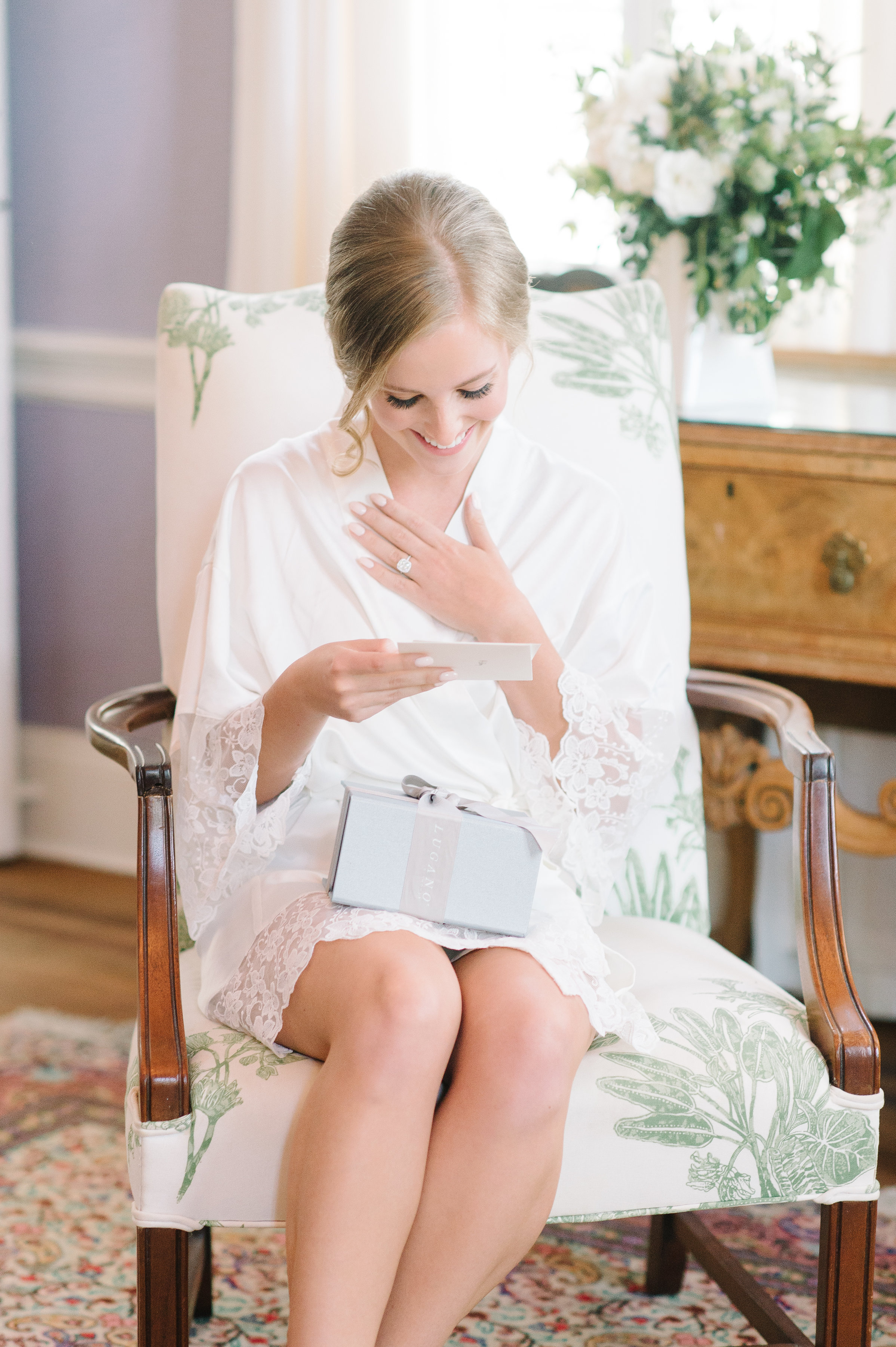 The Wedding Row | Abby & Will | Lowndes Grove Plantation | The ...