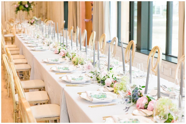 The Wedding Row Nina Amp Brett Middleton Place The